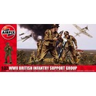 Airfix . ARX 1/32 BRITISH INFANTRY SUPP SET