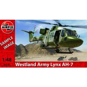 Airfix . ARX 1/48 WESTLAND LYNX ARMY AH-7