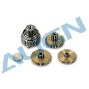 Align RC . AGN (DISC) - DS410M METAL SERVO GEAR SET