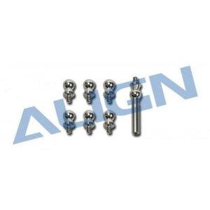 Align RC . AGN (DISC) - 500 SWASHPLATE LINKAGE BALL M2  / L