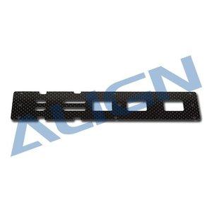 Align RC . AGN (DISC) - 500PRO CARBON BOTTOM PLATE