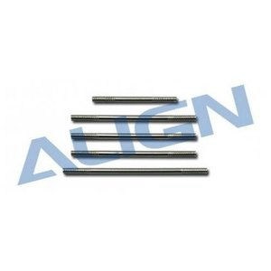 Align RC . AGN (DISC) - 450 SPORT STAINLESS STEEL LINK