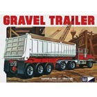 MPC . MPC 1/25 3 Axle Gravel Trailer