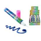 MultiCraft . MCI (DISC) Swirleys Glitter Glue Asst #1