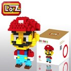 RC Pro . RCP BRICKS FIGURES SUPER MARIO