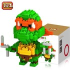 RC Pro . RCP BRICKS FIGURES MICHAELANGELO