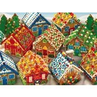 Cobble Hill . CBH Gingerbread House 350Pc Puzzle