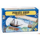 Woodkrafter Kits . WDK Pirate Ship In A Bottle