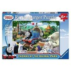 Ravensburger (fx shmidt) . RVB Thomas At Zoo 100Pc Xxl Puzzle