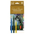 Pentalic . PTL 12 Woodless Colored Pencils
