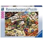 Ravensburger (fx shmidt) . RVB Fishing Fun 1000Pc Puzzle