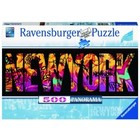 Ravensburger (fx shmidt) . RVB New York Graffiti 500Pc Puzzle