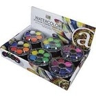 Art Advantage . ART 24 CMPT WATERCOLOR TRAY