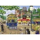 Ravensburger (fx shmidt) . RVB Mary's  General Store 300Pc Puzzle
