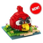 RC Pro . RCP BRICKS FIGURES ANGRY BRIDS RED