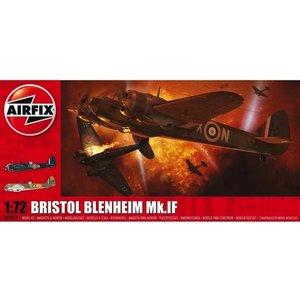 Airfix . ARX 1/72 BISTOL BLENHEIM MK1F