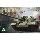 TAKOM . TAO 1/35 Russn Med Tk T-55 Amv