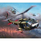 Revell of Germany . RVL 1/100 BELL UH-1H GUNSHIP