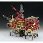 Revell of Germany . RVL 1/200 NORTH CORMORANT OIL RIG