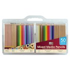 Sanford/Newll/Berol . SAF Mixed Media 50 Pencil Set