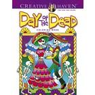 Dover Publishing . DOV DAY OF THE DEAD COLOR BK