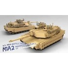 Meng . MEG 1/35 US Main Battle Tank M1A2 Sep