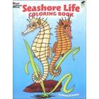 Dover Publishing . DOV SEASHORE LIFE COLOR BOOK