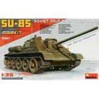 Miniart . MNA 1/35 SU-85 FULL INTERIOR