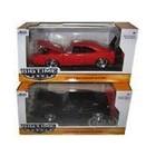 Jada Toys . JAD 1/24 69 Dodge Charger Daytona