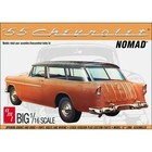 AMT\ERTL\Racing Champions.AMT 1/16 55 Chevy Nomad