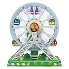 Daron Worldwide Trading . DRN 3D LED FERRIS WHEEL PUZZ