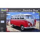 Revell of Germany . RVL 1/24 V/W SAMBA BUS