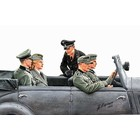 Master Pieces (Puzzles) . MST 1/35 WWII GERMAN MILITARY PASSENGERS
