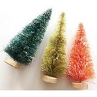 Fancy Pants FYP Bottle Brush Trees 4""