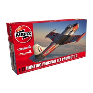 Airfix . ARX 1/72 HUNTING PERCIVAL JET PROVOST T.3