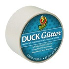 Duck . DUK DUCK GLITTER TAPE WHITE