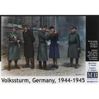 Masterbox Models . MTB 1/35 VOLKSSTRUM GERMANY