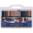 Pentalic . PTL 36 PC ARTIST PENCIL SET