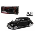 Green Light Collectibles . GNL 1/18 41 PACKARD SUPER EIGHT THE GODFATHER