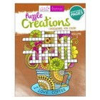 Anderson Press . AUW Puzzle Creations - Crosswords You Color - Volum #2