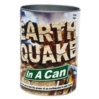 Tedco (science) . TED EARTHQUAKE IN A CAN