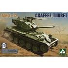 TAKOM . TAO 1/35 FR AMX 13 CHAFFEE TURRET