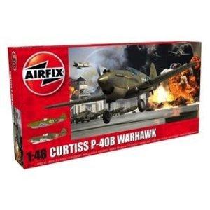 Airfix . ARX 1/48 CURTIS P40