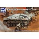 Bronco Models . BRC 1/35 WWII GER STUG III