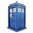 Fascinations . FTN METAL EARTH - DR. WHO TARDIS