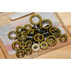 Boca Bearings . BOC KIT ASSOCIATED CAR RC8 (PK 24)