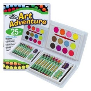 Royal (art supplies) . ROY Art Adventures Crayon 25