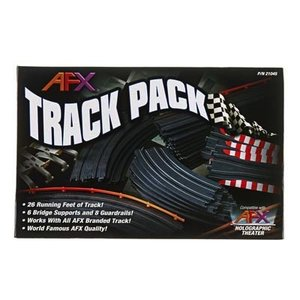 AFX/Racemasters . AFX TRACK PACK