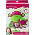 American Girl . AGC MONKEY SEW KIT