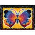 Caron . CAR Latch Hook - Butterfly